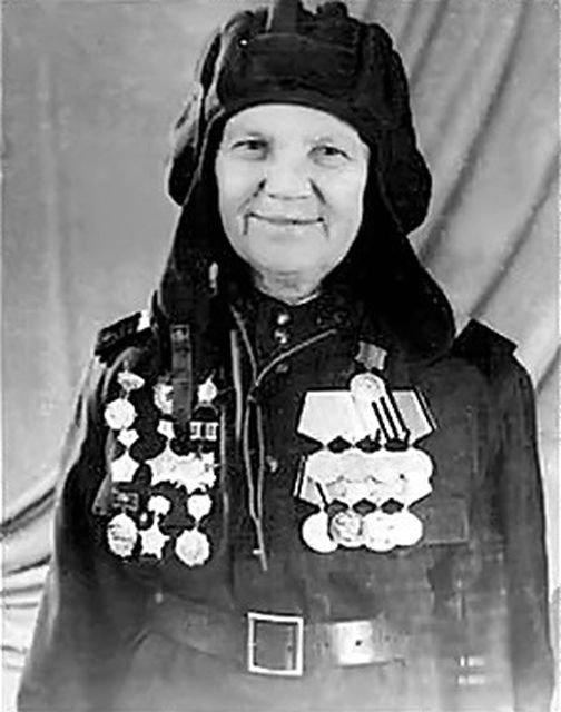 Ращупкина Александра Митрофановна